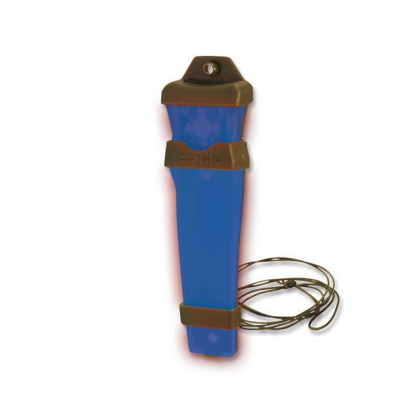 Agent lumineux E-Lite bleu