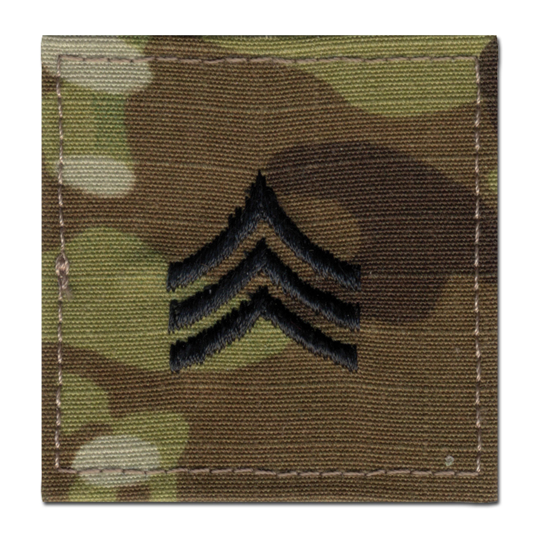 Grade US Multicam Sergeant