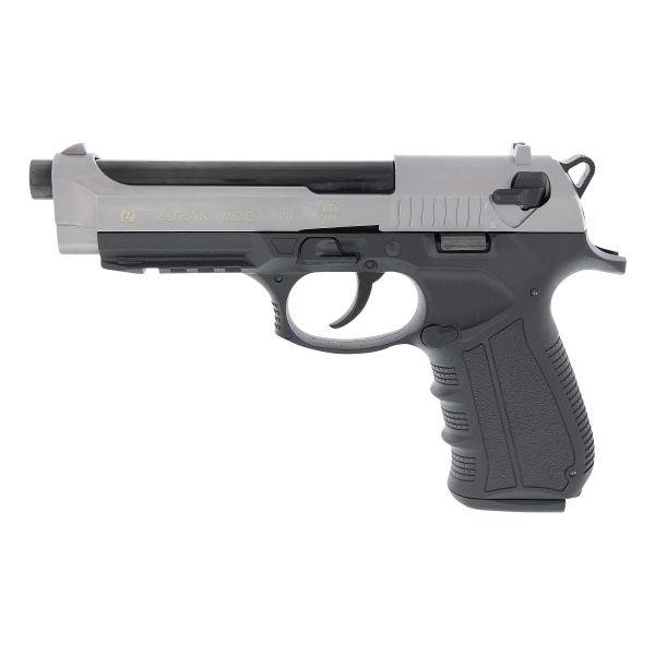 Zoraki Pistolet d'alarme 918 titane