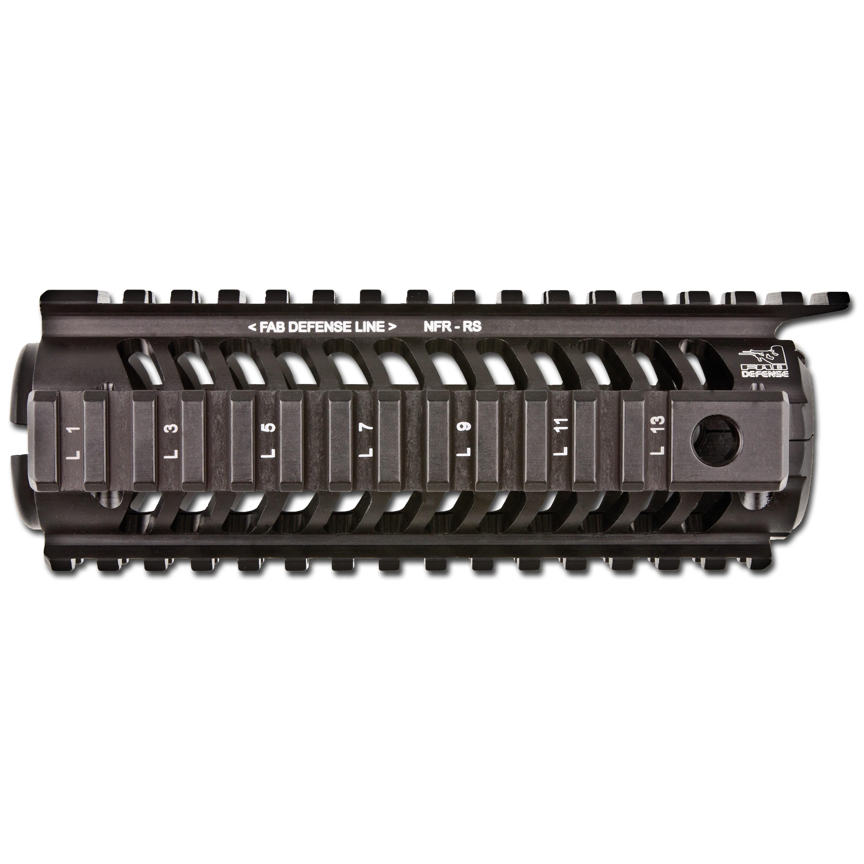 FAB Defense Garde-main 4 Rails Aluminium M4
