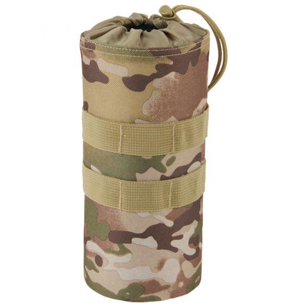 Brandit Pochette Molle Bottle Holder I tactical camo