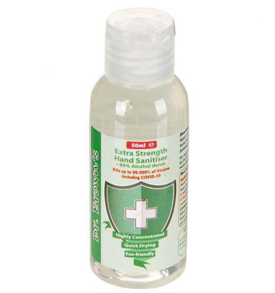 BCB Gel désinfectant 50 ml