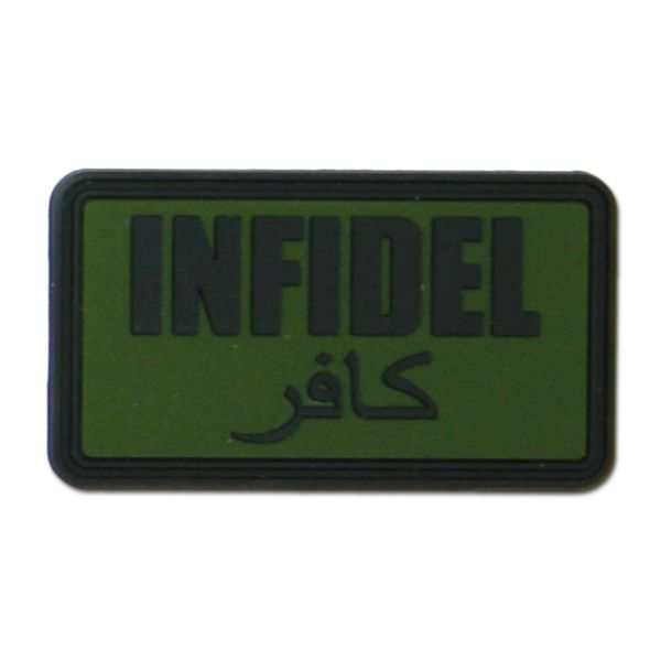 Patch 3D Infidel forest
