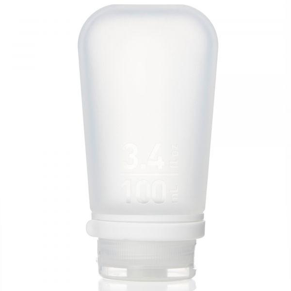 humangear Distributeur de savon GoToob 100 ml transparent