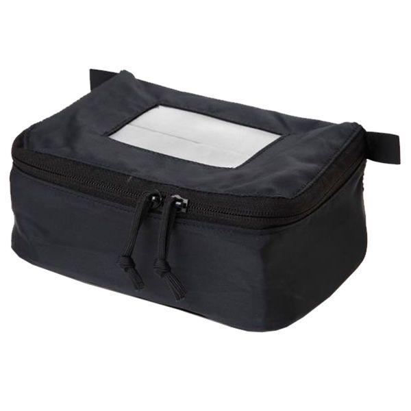 LBX Poche Velcro Moyen Modèle Window Pouch noir