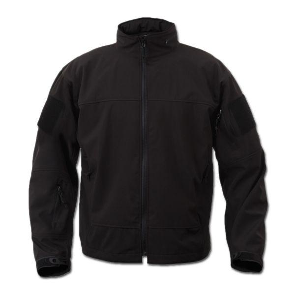 Veste légère en softshell Covert Spec Ops Rothco noire