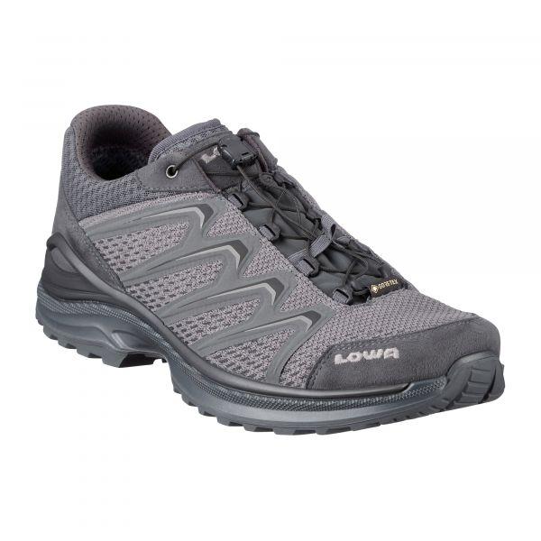 LOWA Chaussures Maddox GTX Lo TF gris loup