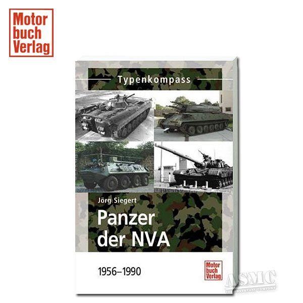 Livre Panzer der NVA Tome 1 - 1956-1990