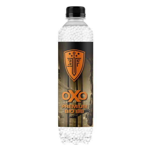 Elite Force Billes Airsoft OXO Bio BB 0.25 g 2700 Pcs blanc