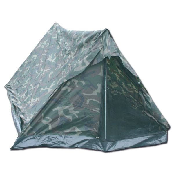 Tente Mini Pack woodland 2 places
