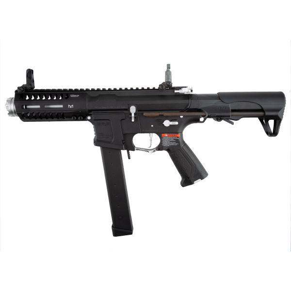 G&G Airsoft Gewehr ARP 9 ICE 0.5 Joule AEG schwarz weiß