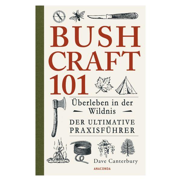 Livre Bushcraft 101 – Überleben in der Wildnis