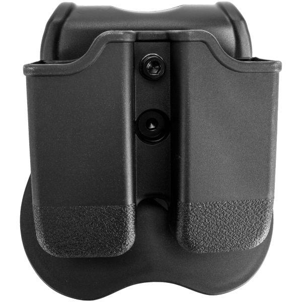 Cytac Holster Accessoire Porte-chargeur Double CY-MP-G3 noir