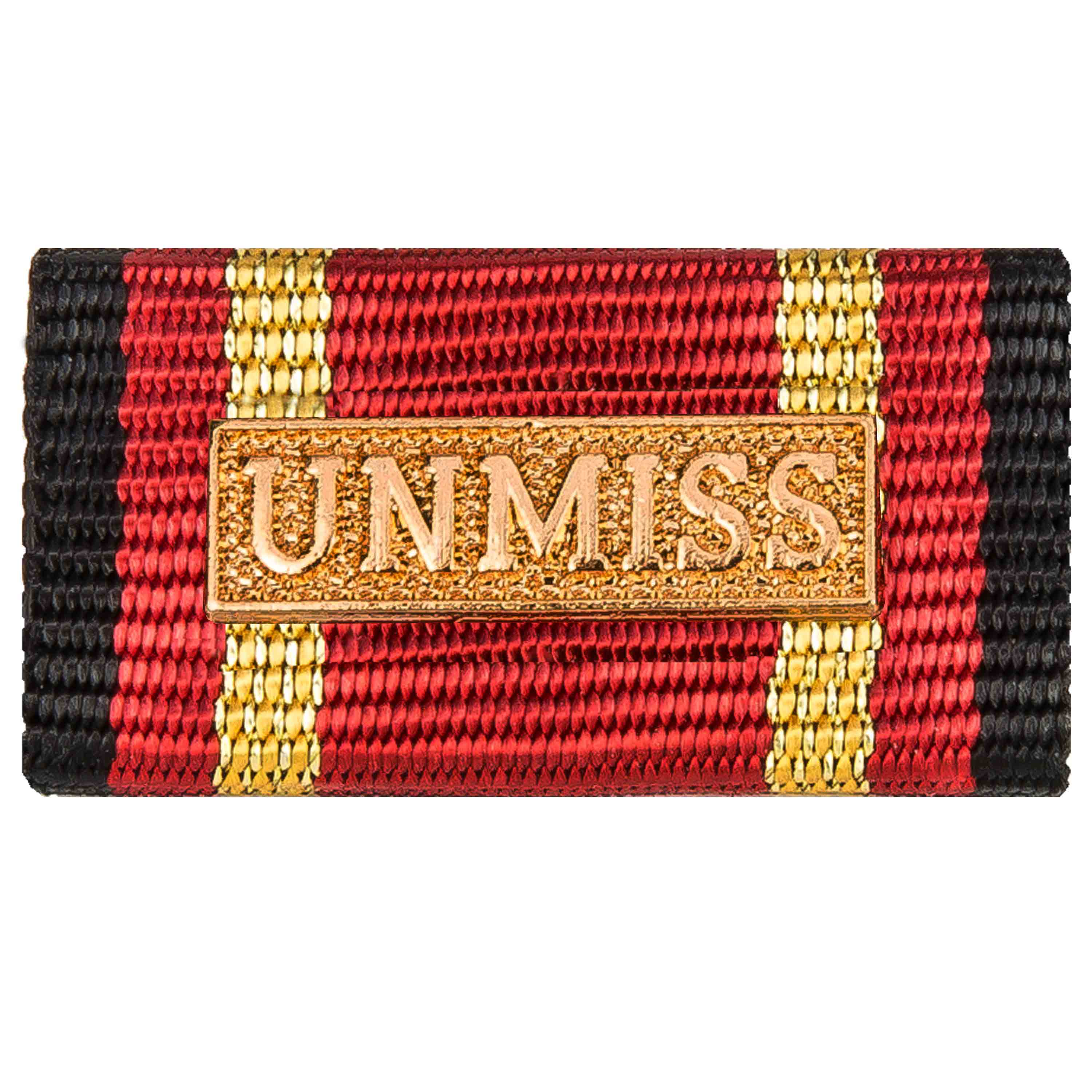 Barrette Opex UNMISS or