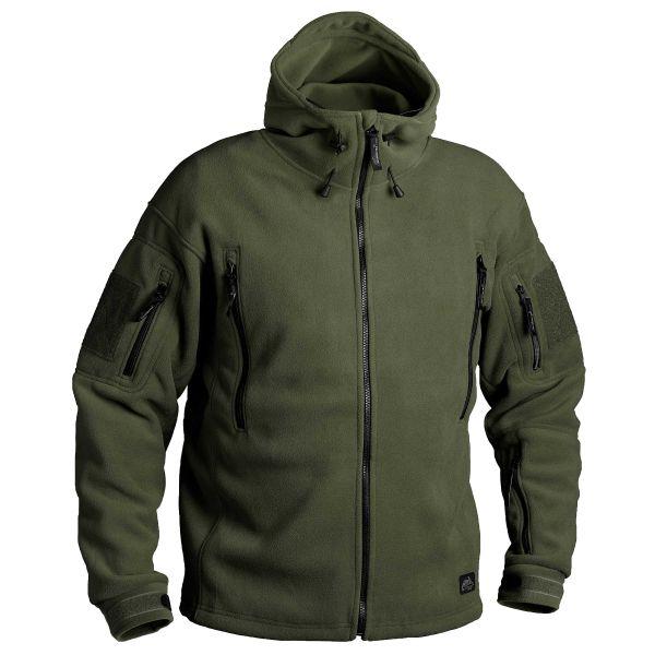 Helikon-Tex Veste Patriot Jacket Double Fleece vert olive