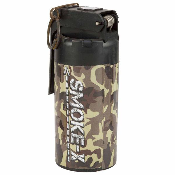 Smoke-X Grenade fumigène SX-3 Army blanc