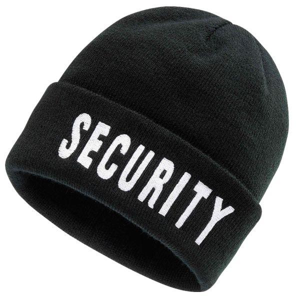 Brandit Bonnet Security noir