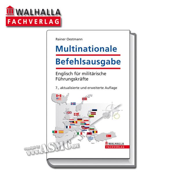 Livre Multinationale Befehlsausgabe