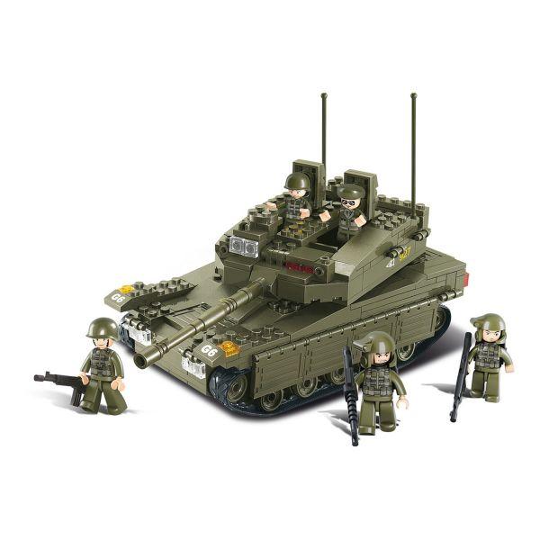 Sluban Jeu de construction Char D'Assaut M38-B0305