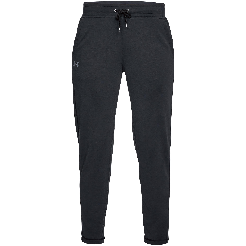Under Armour Pantalon de Jogging Femmes Threadborne noir