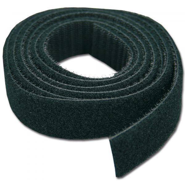 Sangle Velcro 2,5 cm noir