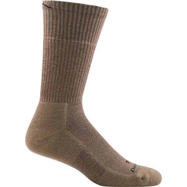 DarnTough Chaussettes T4021 Tactical Boot Cushion coyote