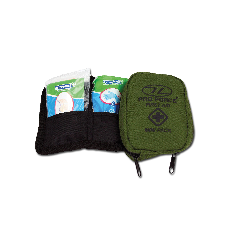 Trousse de secours Highlander First Aid Kit Mini kaki