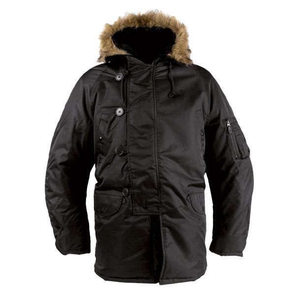 Parka Style N3B noir