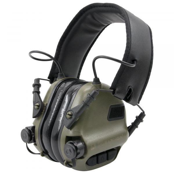 Earmor Casque anti-bruit électro. M31 Mark3 NRR 22 foliage green
