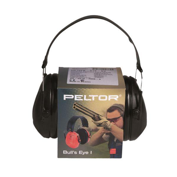 Protection auditive Peltor Bulls Eye I noir