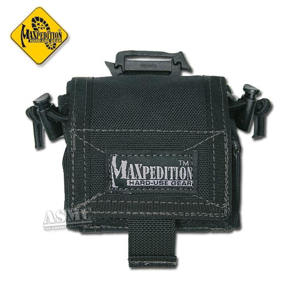 Maxpedition Rollypoly noir