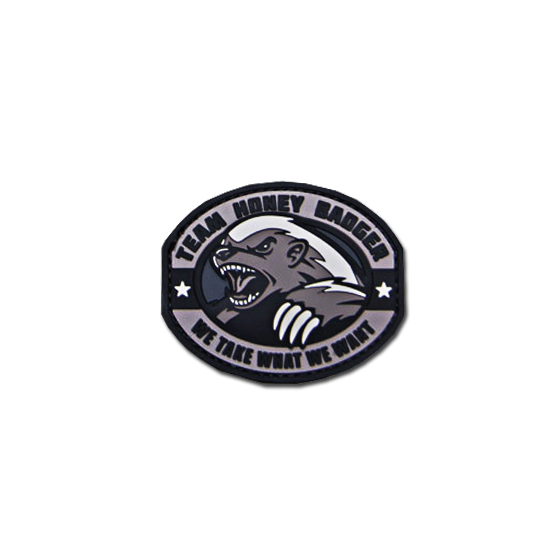 Patch MilSpecMonkey Honey Badger PVC swat