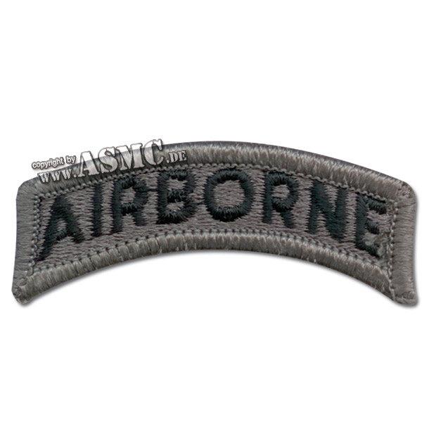 Écusson Airborne ACU