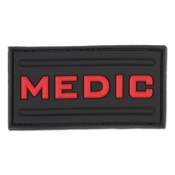 Patch 3D MEDIC blackmedic