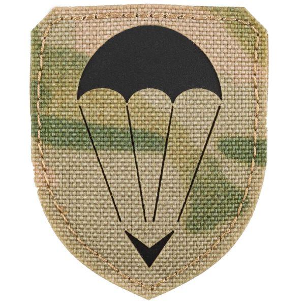 LaserPatch Laser Cut IR Patch Paratrooper multicam