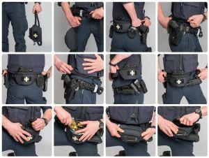 EH Konzept für den Polizeidienst
