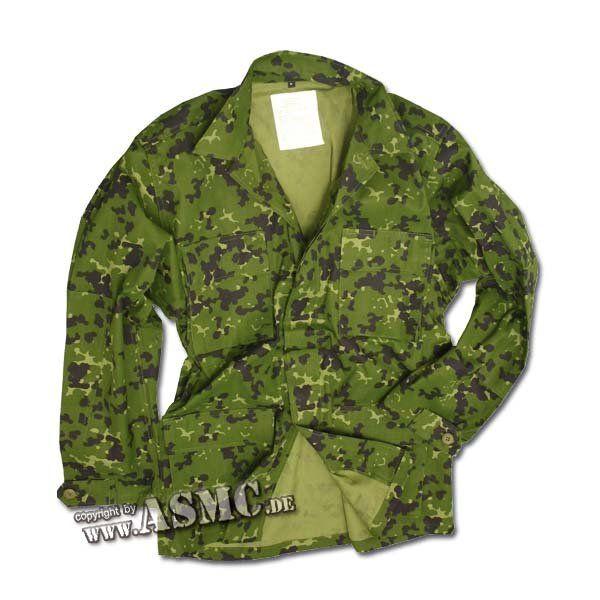 Veste BDU style camouflage danois