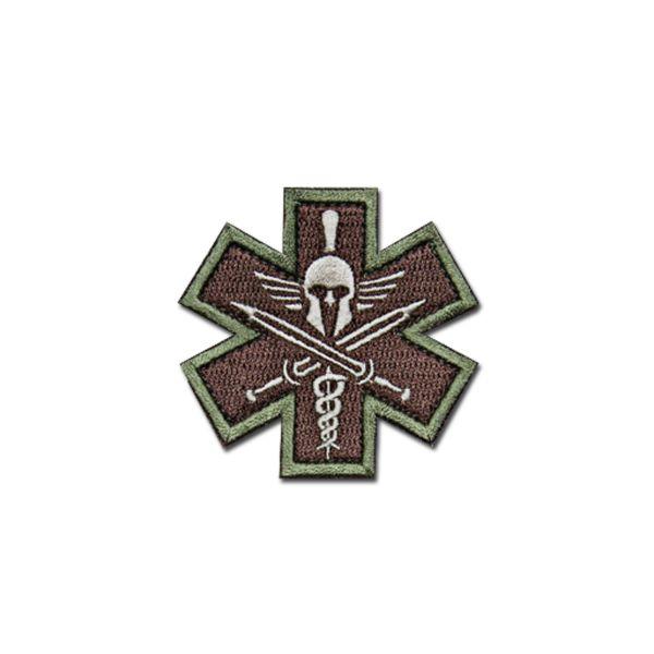 MilSpecMonkey Patch Tactical Medic Spartan multicam