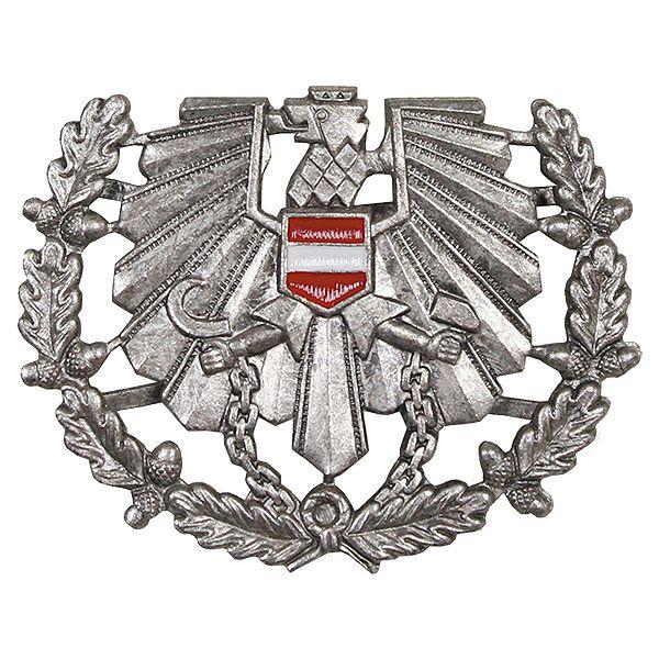 Insigne pour casquettes à visière Bundesheer comme neuf