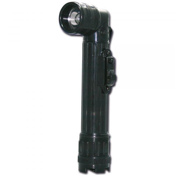 Lampe coudée LED import petite noir
