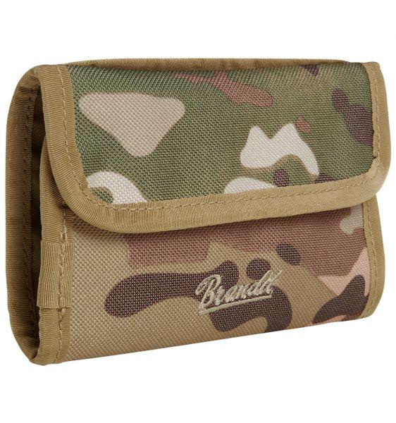 Brandit Portefeuille Wallet Two tactical camo
