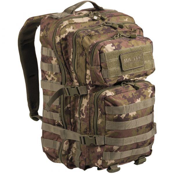 Mil-Tec Sac à dos US Assault Pack II vegetato