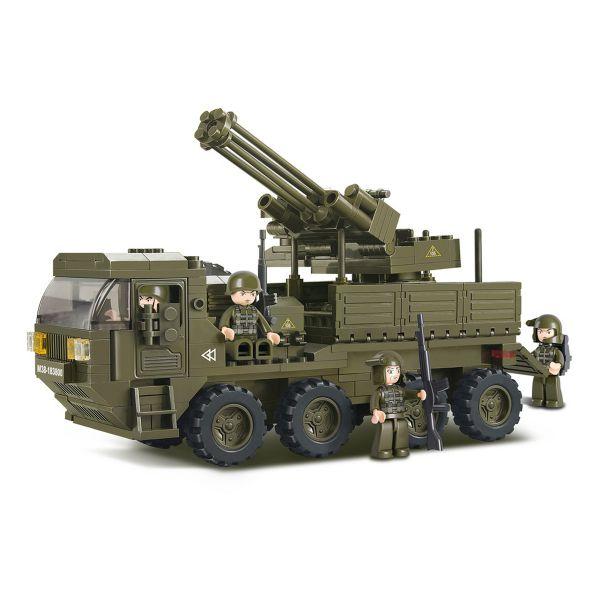 Sluban Camion d'Artillerie M38-B0302