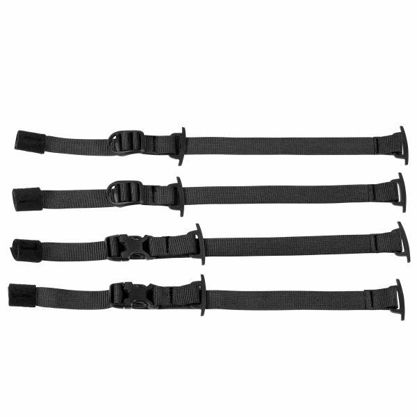 Ortlieb Sangles Gear-Pack Compression-Straps noir