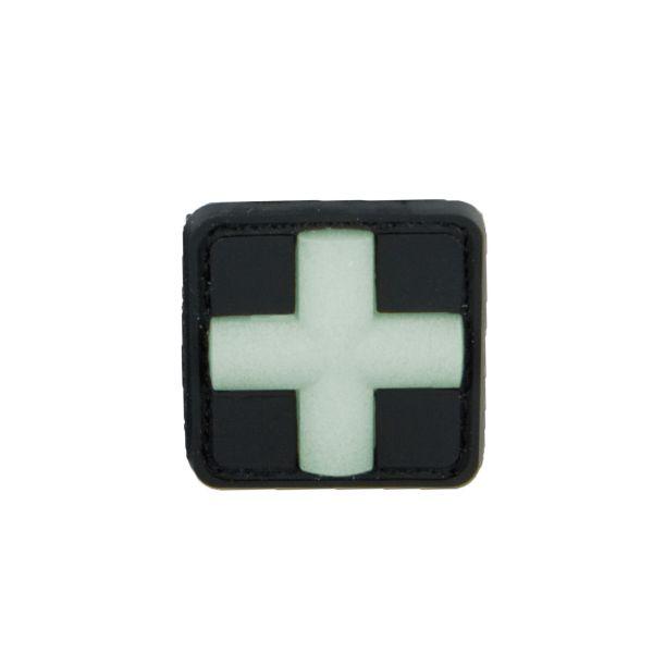 Patch 3D Croix Rouge Medic luminescent 25 mm