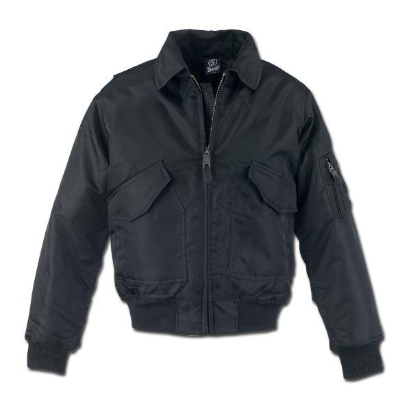 Blouson d'aviateur CWU Brandit noir