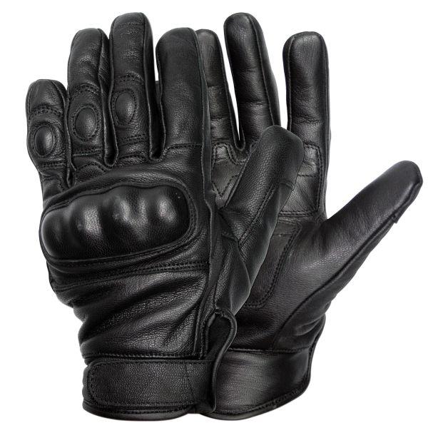 Gants Tactical Pro cuir