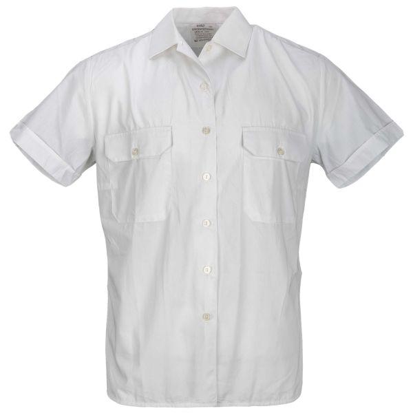 Chemise de service BW manches courtes blanc occasion