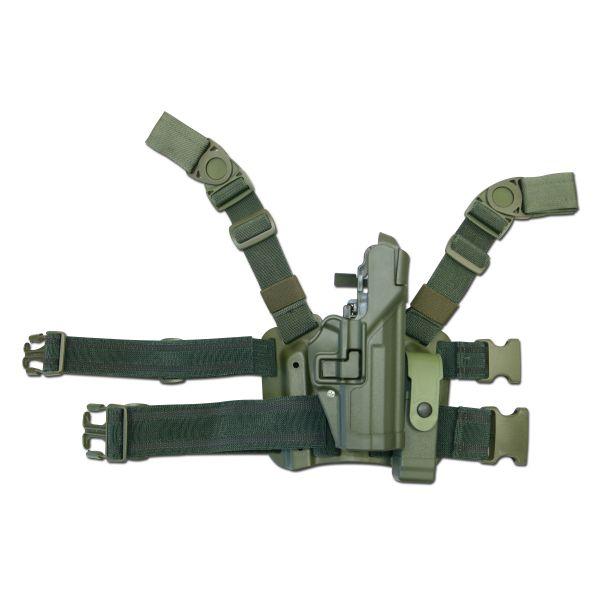 Blackhawk holster multifonctionnel P8 droitier vert olive