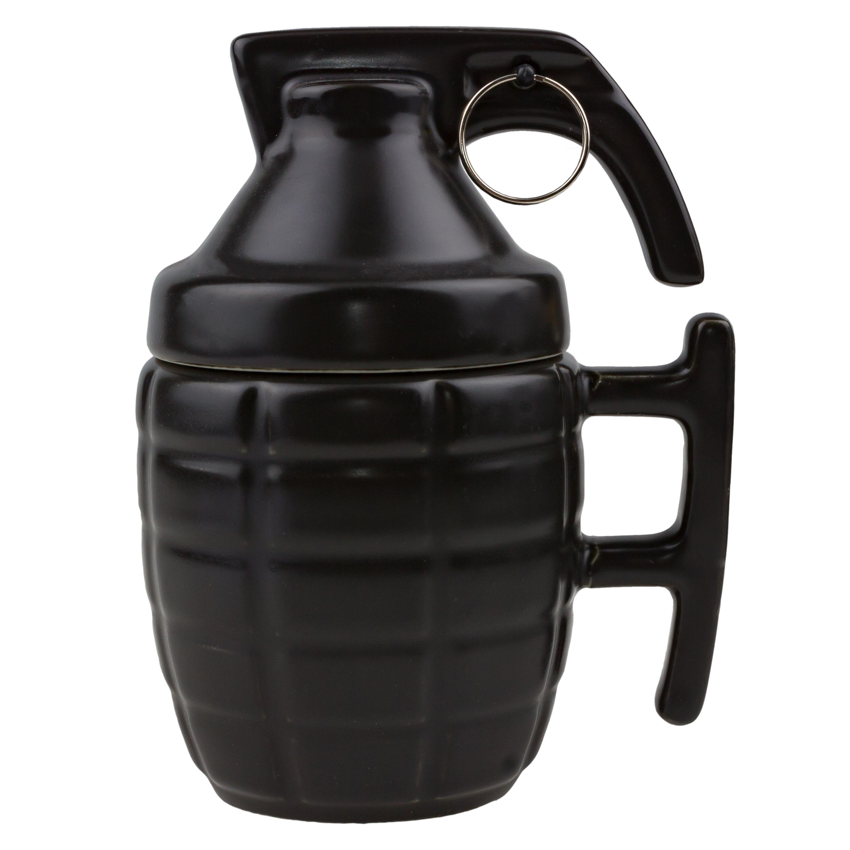 Gobelet Grenade noir